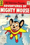 Adventures of Mighty Mouse comic books