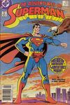 Adventures of Superman #424 Comic Books - Covers, Scans, Photos  in Adventures of Superman Comic Books - Covers, Scans, Gallery