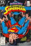 Adventures of Superman #436 comic books for sale
