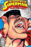 Adventures of Superman #438 comic books for sale