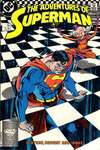 Adventures of Superman #441 comic books for sale