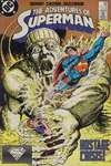 Adventures of Superman #443 comic books for sale