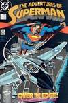 Adventures of Superman #447 comic books for sale