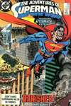 Adventures of Superman #450 comic books for sale