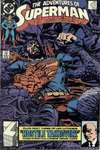 Adventures of Superman #454 comic books for sale