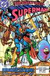 Adventures of Superman #460 comic books for sale