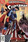Adventures of Superman #479 comic books for sale