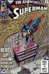 Adventures of Superman #483 comic books for sale