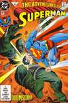 Adventures of Superman #497 comic books for sale