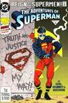 Adventures of Superman #501 comic books for sale