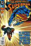 Adventures of Superman #506 comic books for sale