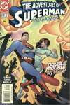 Adventures of Superman #578 comic books for sale