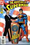 Adventures of Superman #586 comic books for sale