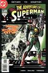 Adventures of Superman #589 comic books for sale
