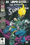 Adventures of Superman #4 comic books for sale