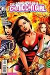 Adventures of a Comic Con Girl comic books