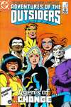 Adventures of the Outsiders #36 comic books for sale