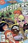 Adventures of the Outsiders #38 comic books for sale