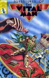 Adventures of the Vital Man comic books