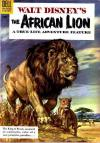 African Lion comic books