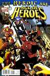 Age of Heroes comic books