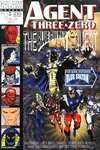 Agent Three-Zero: The Blue Sultan's Quest comic books