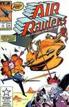Air Raiders comic books