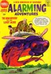 Alarming Adventures Comic Books. Alarming Adventures Comics.