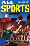 All Sports Comics comic books