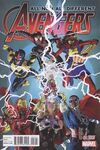 All-New All-Different Avengers #2 comic books for sale