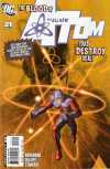 All-New Atom #21 comic books for sale