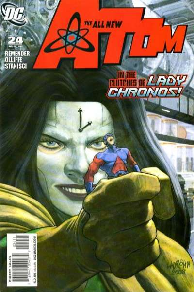 All-New Atom #24 comic books for sale