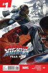 All-New Captain America: Fear Him Comic Books. All-New Captain America: Fear Him Comics.