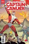 All-New Classic Captain Canuck Comic Books. All-New Classic Captain Canuck Comics.