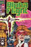 Alpha Flight #100 comic books for sale
