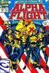 Alpha Flight #107 Comic Books - Covers, Scans, Photos  in Alpha Flight Comic Books - Covers, Scans, Gallery