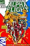 Alpha Flight #109 Comic Books - Covers, Scans, Photos  in Alpha Flight Comic Books - Covers, Scans, Gallery