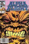 Alpha Flight #10 comic books for sale