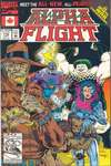 Alpha Flight #110 Comic Books - Covers, Scans, Photos  in Alpha Flight Comic Books - Covers, Scans, Gallery