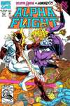 Alpha Flight #111 Comic Books - Covers, Scans, Photos  in Alpha Flight Comic Books - Covers, Scans, Gallery