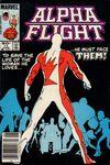 Alpha Flight #11 Comic Books - Covers, Scans, Photos  in Alpha Flight Comic Books - Covers, Scans, Gallery