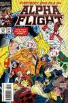 Alpha Flight #127 Comic Books - Covers, Scans, Photos  in Alpha Flight Comic Books - Covers, Scans, Gallery