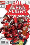 Alpha Flight #128 Comic Books - Covers, Scans, Photos  in Alpha Flight Comic Books - Covers, Scans, Gallery