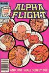 Alpha Flight #12 Comic Books - Covers, Scans, Photos  in Alpha Flight Comic Books - Covers, Scans, Gallery