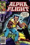 Alpha Flight #13 Comic Books - Covers, Scans, Photos  in Alpha Flight Comic Books - Covers, Scans, Gallery
