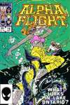 Alpha Flight #14 comic books for sale