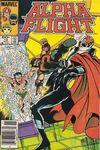 Alpha Flight #16 comic books for sale