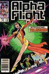 Alpha Flight #19 Comic Books - Covers, Scans, Photos  in Alpha Flight Comic Books - Covers, Scans, Gallery