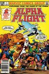 Alpha Flight #1 Comic Books - Covers, Scans, Photos  in Alpha Flight Comic Books - Covers, Scans, Gallery