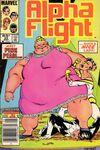 Alpha Flight #22 Comic Books - Covers, Scans, Photos  in Alpha Flight Comic Books - Covers, Scans, Gallery